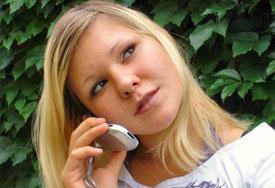связь с родителями - мобильные телефоны в нашем лагере